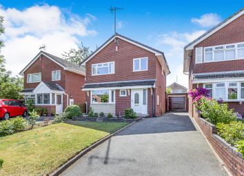 Thumbnail 3 bed detached house for sale in Bleriot Close, Meir Park, Stoke-On-Trent