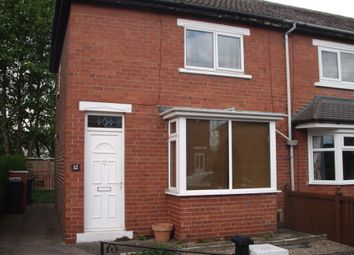 Thumbnail 2 bed semi-detached house to rent in Dixon Crescent, Balby, Doncaster