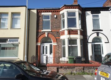 Thumbnail 3 bed terraced house to rent in Buchanan Road, Wallasey