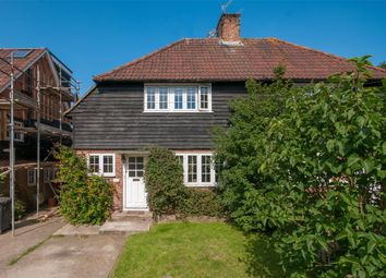 Thumbnail 4 bedroom semi-detached house for sale in Tranquil Dale, Buckland, Betchworth, Surrey