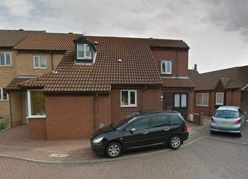Thumbnail 2 bedroom semi-detached house for sale in Hunsbury Green, West Hunsbury, Northampton