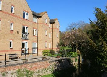 Thumbnail 2 bed flat for sale in Waterside Court, St Neots