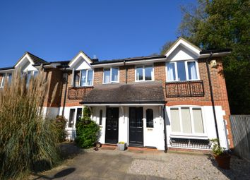 Thumbnail 3 bed terraced house for sale in Portmore Quays, Weybridge