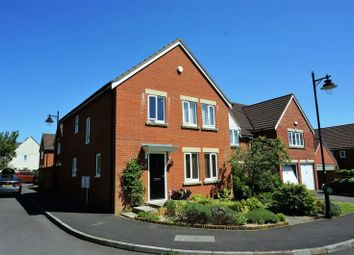 Thumbnail 4 bed detached house for sale in Cole Close, Cotford St. Luke, Taunton