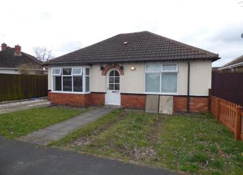 Thumbnail 2 bed bungalow to rent in Gilbert Street, Alvaston, Derby