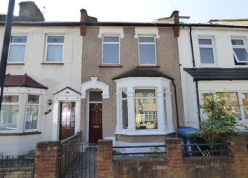 Thumbnail 3 bed terraced house for sale in Forest Road, London