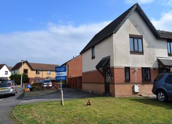 Thumbnail 2 bed end terrace house for sale in Oaktree Drive, Newton, Porthcawl