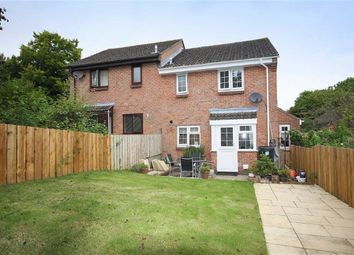Thumbnail 1 bed semi-detached house to rent in Rogers Meadow, Marlborough, Wiltshire