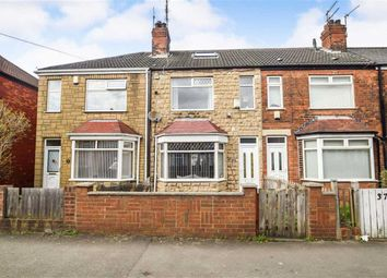 Thumbnail 2 bed terraced house for sale in Endymion Street, Hull, East Yorkshire