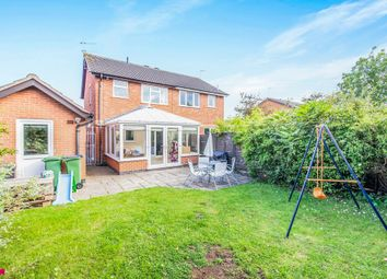 Thumbnail 3 bed semi-detached house for sale in Woodhouse Road, Narborough, Leicester