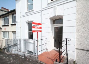 Thumbnail 1 bed flat for sale in Arundel Crescent, Plymouth