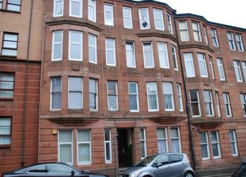 Thumbnail 1 bedroom flat to rent in Roxburgh Street, Greenock Furnished