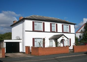 Thumbnail 3 bed detached house for sale in Hunderton Road, Hereford