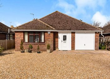 Thumbnail 2 bed bungalow for sale in Orchard Gardens, Woodgate, Chichester