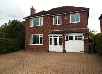 Thumbnail 4 bedroom detached house for sale in Barrack Hill, Romiley, Stockport, Cheshire