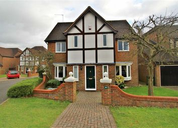 Thumbnail 4 bed detached house for sale in Walton End, Wavendon Gate, Milton Keynes