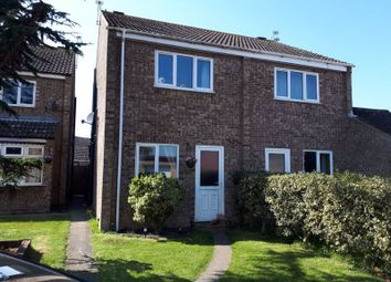 Thumbnail 2 bed semi-detached house to rent in Turin Way, Hopton, Great Yarmouth