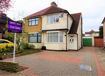 Thumbnail 2 bedroom semi-detached house for sale in May Avenue, Orpington