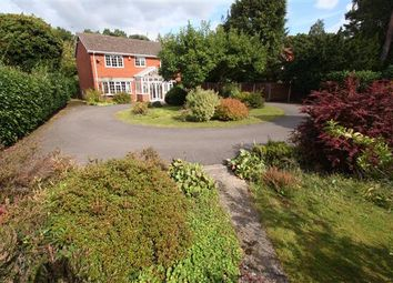Thumbnail 4 bed detached house for sale in Quo Vadis, Pamber Road, Tadley