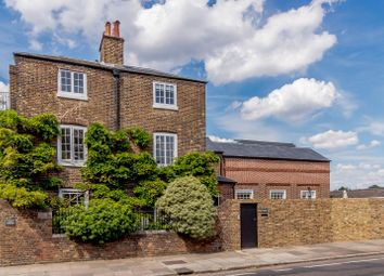 Thumbnail 4 bed semi-detached house for sale in Hampton Court Road, East Molesey