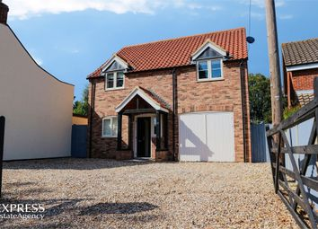 Thumbnail 4 bed detached house for sale in Dereham Road, Mattishall, Dereham, Norfolk