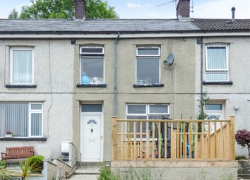 Thumbnail 4 bed terraced house for sale in Harris Terrace, Penrhiwceiber, Mountain Ash, Mid Glamorgan