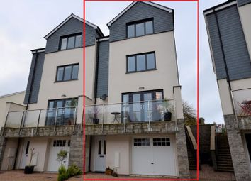 Thumbnail 4 bed semi-detached house for sale in Sharkham Drive, Brixham