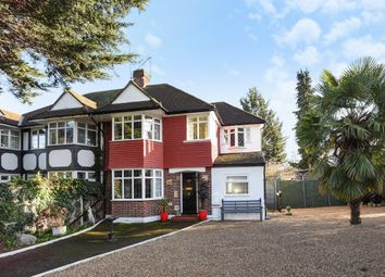 Thumbnail 4 bed semi-detached house for sale in Robin Hood Way, London