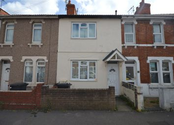 Thumbnail 2 bed terraced house for sale in Salisbury Street, Swindon, Wiltshire