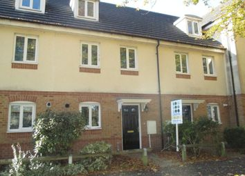 Thumbnail 3 bed terraced house to rent in Tristram Close, Yeovil
