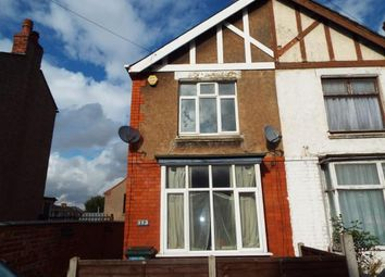 3 bed semi-detached house for sale in North Street, Stoke, Coventry, West Midlands CV2