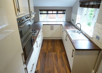 Thumbnail 2 bed semi-detached house to rent in Vicarage Road, Cale Green, Stockport