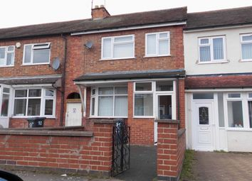 Thumbnail 3 bed town house to rent in Clement Avenue, Belgrave, Leicester