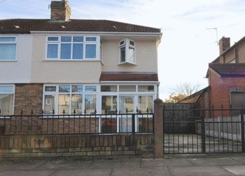 Thumbnail 3 bed semi-detached house for sale in Gladstone Avenue, Bowring Park, Liverpool