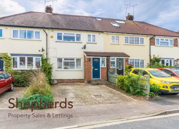 Thumbnail 4 bed terraced house for sale in The Meadway, Hoddesdon, Hertfordshire