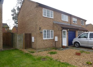 Thumbnail 3 bed semi-detached house to rent in Swallow Way, March
