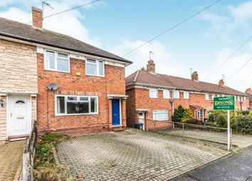 Thumbnail 3 bed semi-detached house for sale in Brinklow Road, Weoley Castle, Birmingham, West Midlands
