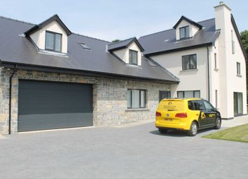 Thumbnail 5 bedroom detached house to rent in Began Road, St Mellons