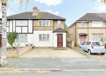Thumbnail 3 bed semi-detached house for sale in Hampden Road, Harrow