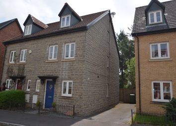 Thumbnail 3 bedroom semi-detached house for sale in Whitworth Square, Whitchurch, Cardiff