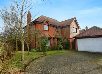 Thumbnail 4 bedroom detached house for sale in Hawthorn Drive, Uppingham, Oakham