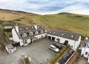 Thumbnail 7 bed detached house for sale in Loaningdale House, Edderston Road, Peebles