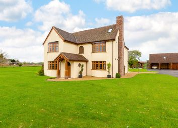 Thumbnail 5 bed detached house for sale in Stretham Road, Wicken, Ely