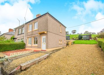 Thumbnail 3 bed semi-detached house for sale in Orchard Street, Phillipstown, New Tredegar