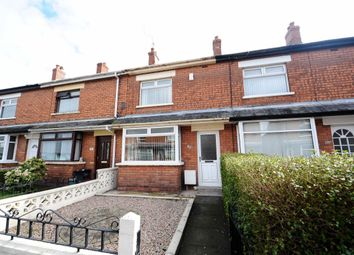 Thumbnail 2 bed terraced house to rent in Parkgate Avenue, Belfast