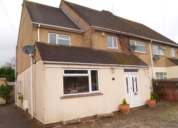 Thumbnail 5 bed semi-detached house to rent in Swindon Road, Stratton St. Margaret, Swindon
