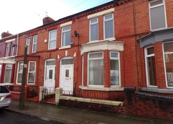 Thumbnail 3 bed terraced house for sale in Avonmore Avenue, Liverpool, Merseyside