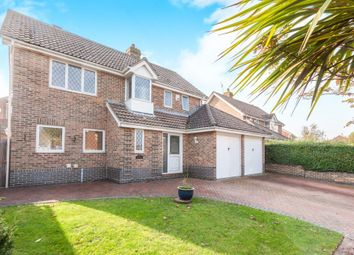 Thumbnail 4 bed detached house for sale in Gainsborough Road, Bexhill-On-Sea