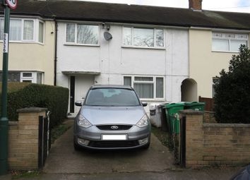 Thumbnail 3 bed terraced house for sale in Swansdowne Drive, Clifton, Nottingham