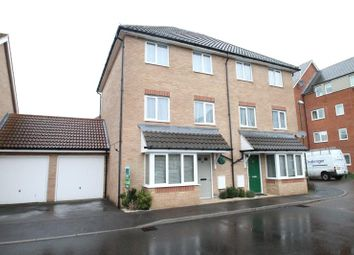 Thumbnail 4 bed semi-detached house for sale in Gratwicke Drive, Littlehampton, West Sussex